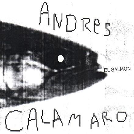 Disco quíntuple de Andrés Calamaro