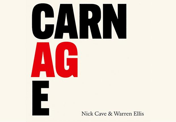El nuevo album de Nick Cave y Warren Ellis